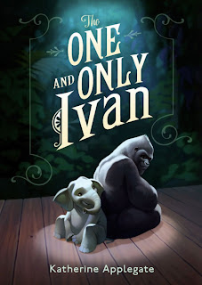 cover page of The One and Only Ivan
