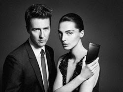 Prada unveils the faces of its latest LG smartphone