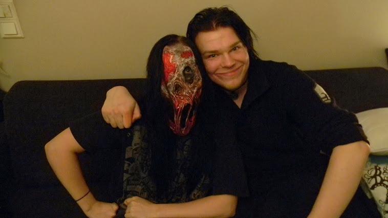 Valentine's day 2013: Päivi Pekkala and Ari Savonen.