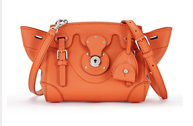 Ralph Lauren's Mini Soft Ricky Crossbody Bag