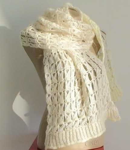 best 2012 knitting shawl patterns
