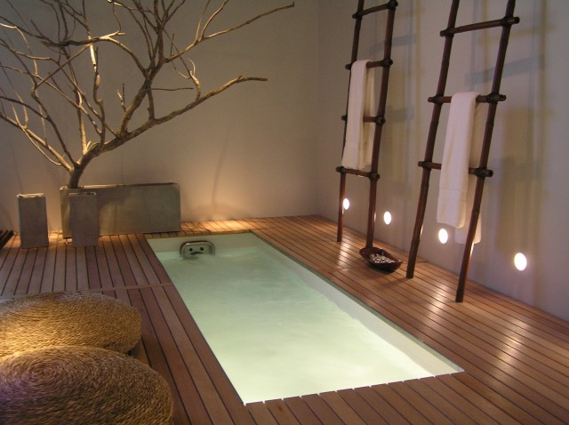 zen bathroom decorating ideas 1