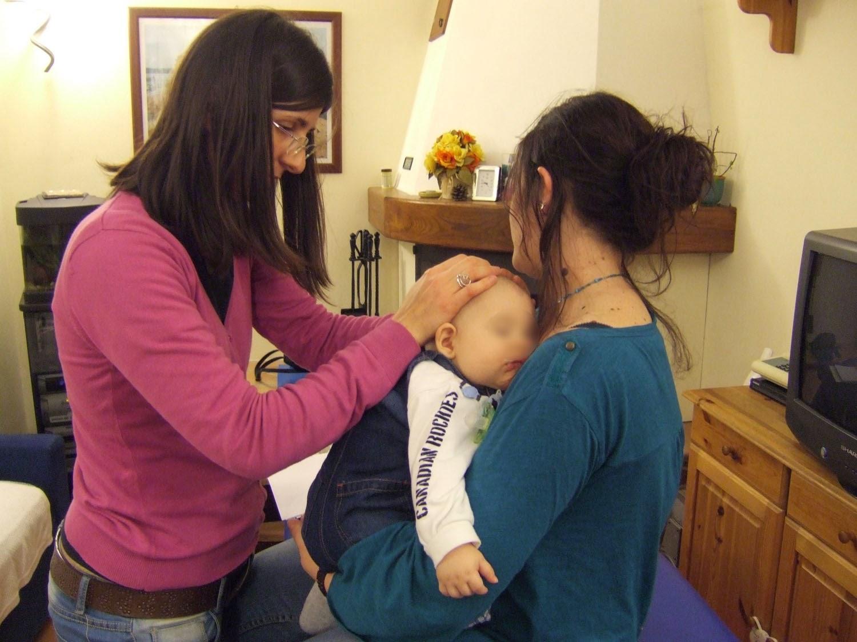 Craniosacrale per i bambini