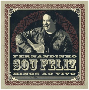 Download CD Fernandinho   Sou Feliz, Hinos ao Vivo