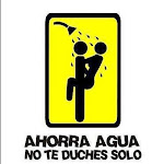 Me gusta Ahorrar AGUA