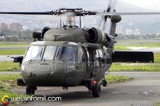 S-70i Black Hawk  (EJC2100) Colombian Army