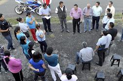 Atiende Gobernación municipal a vecinos de Nuevo Xalapa