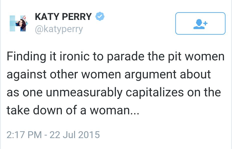 Katy Perry Tour Slc