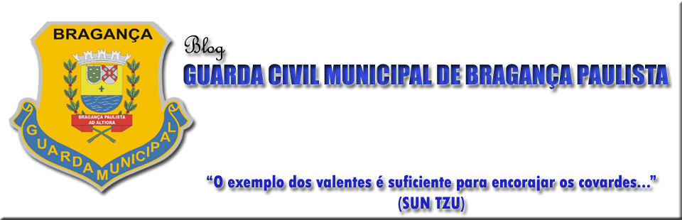 Guarda Civil Municipal de Bragança Paulista