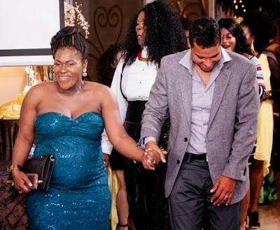 uche jombo gives birth