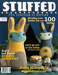 Featured in Stuffed magazine vol 3 issue 2