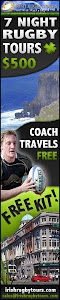 Irish Rugby Tours