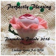 Perfectly Pleasing Pincushion Parade 2016