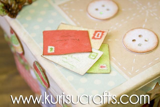 Taller scrapbooking Kurisu Crafts