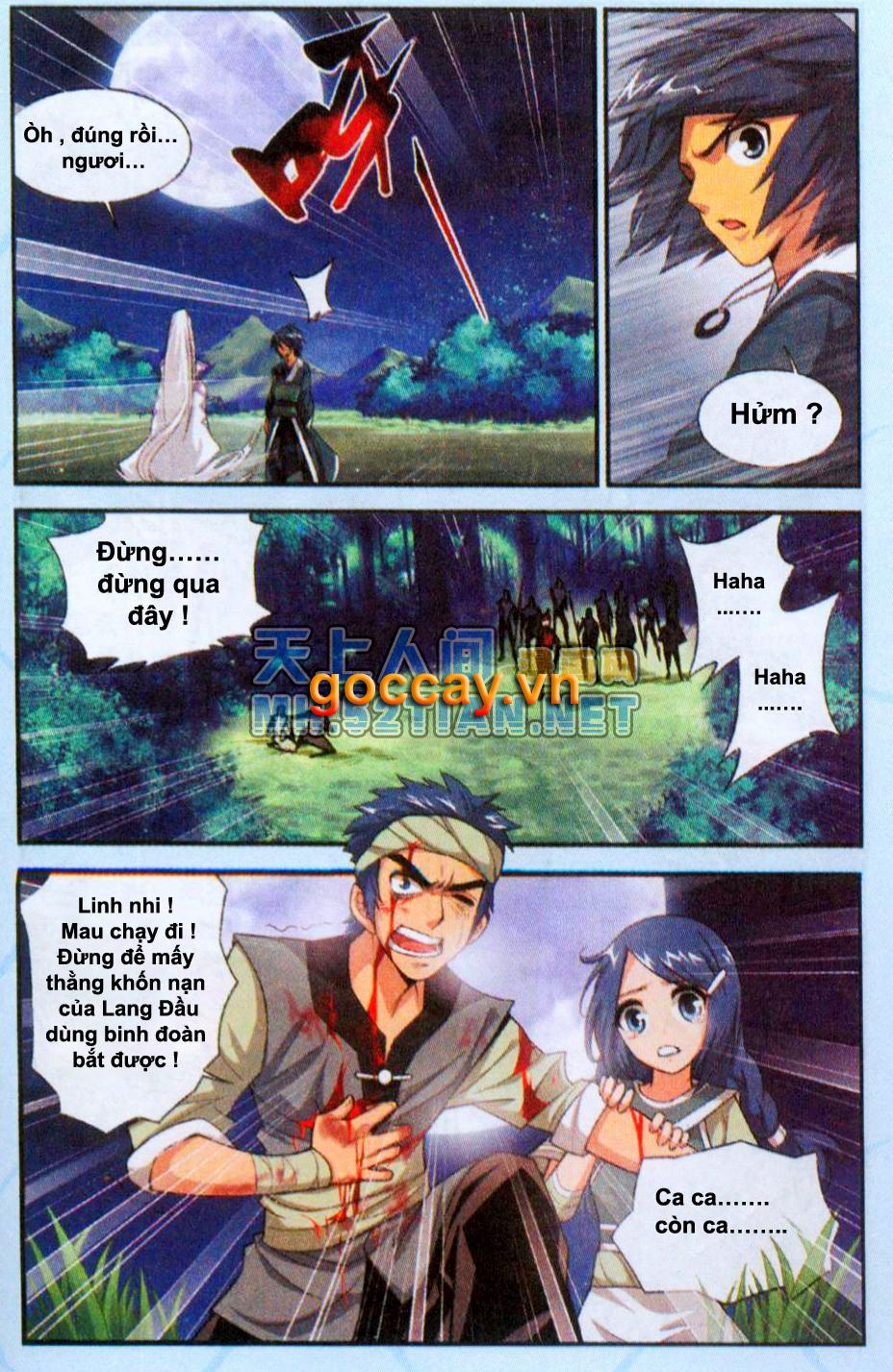 Đấu Phá Thương Khung chap 30 page 13 - IZTruyenTranh.com
