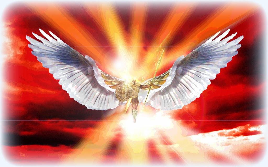 ANGEL DORADO ASCENSION JUNTOS A LA MADRE TIERRA GAIA: diciembre 2014