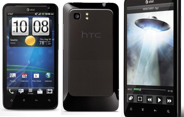 HTC Vivid – AT&T USA
