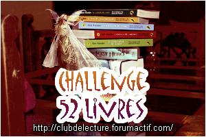 challenge 52 livres