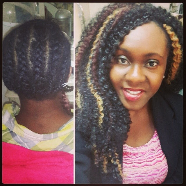 Naturalistas: How to care for your natural hair in Crochet Braids
