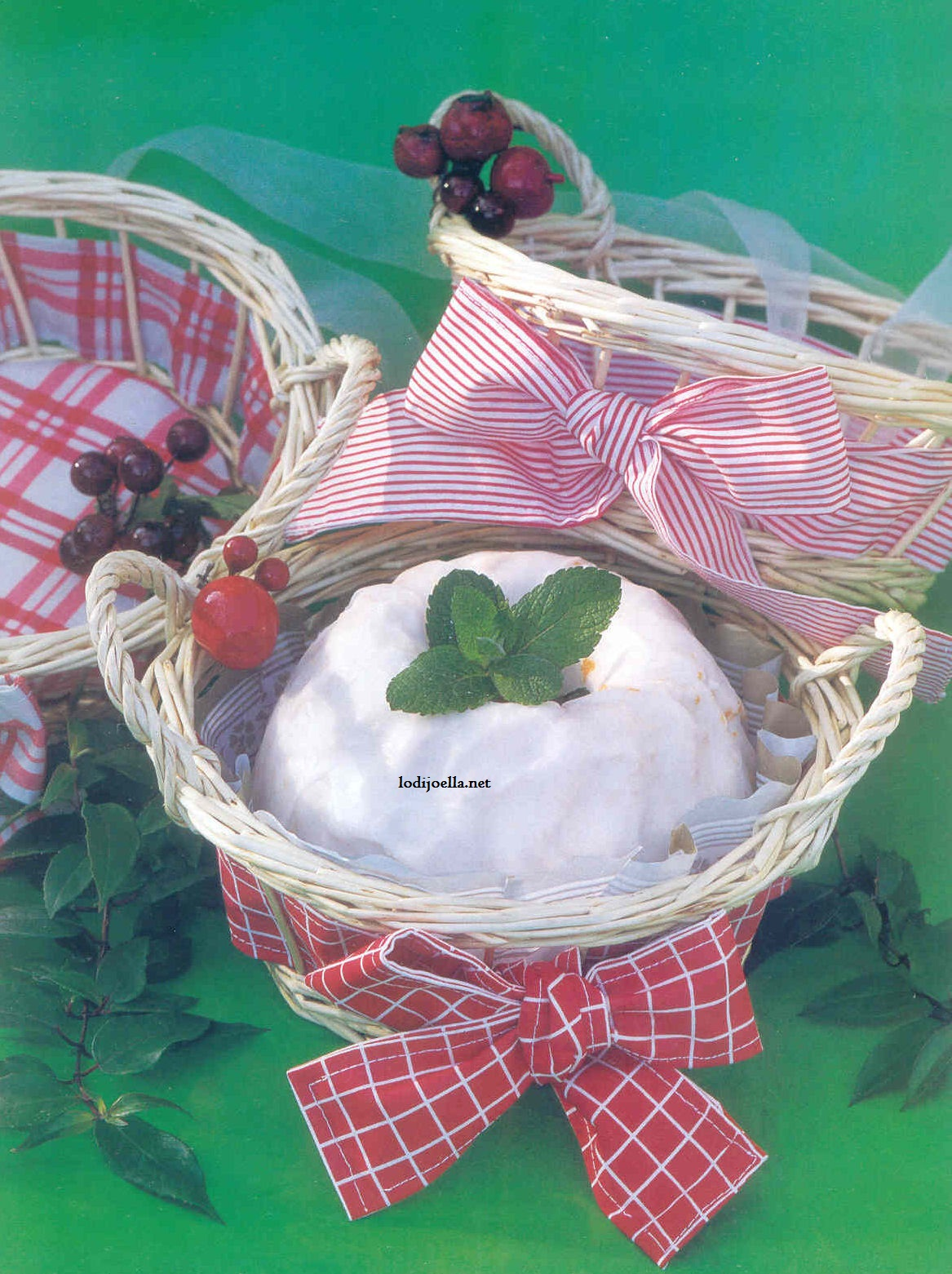 Manualidades canastas decoradas lodijoella - Canastas de mimbre decoradas ...