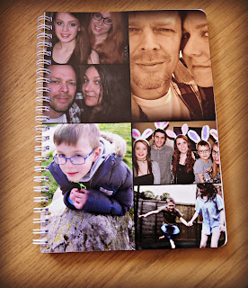 notebook, personalised gifts