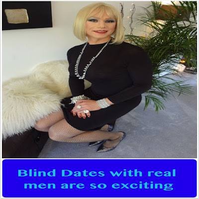Blind dates - Star TG Caption - Sissy Crossdressing Cuckold