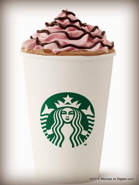 Starbucks Raspberry Truffle Mocha