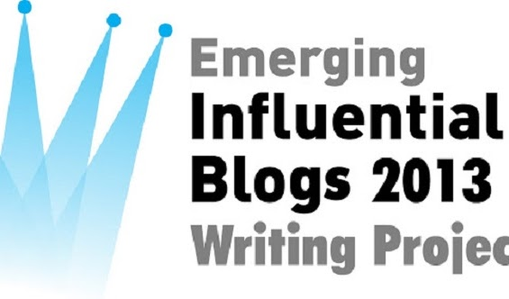 Emerging Influential Blogs 2013 – my picks!