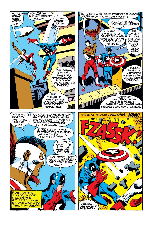 Captain America (1968) Issue #168 #82 - English 3