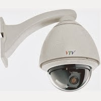 instalando câmeras de segurança