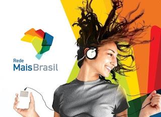 Site da Mais FM Gama