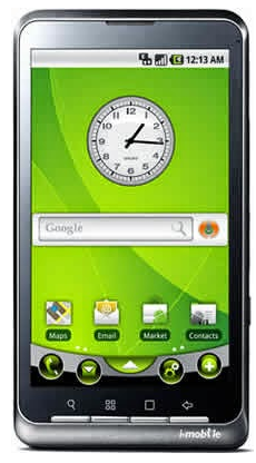 i-mobile i858 Android