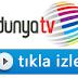 Dünya TV Canlı İzle