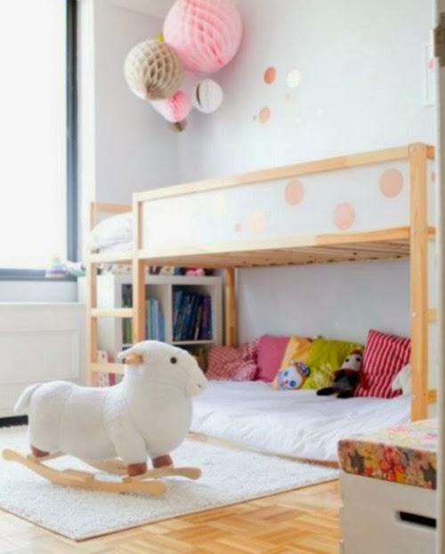 Una pizca de hogar adi s cuna hola cama de las mil caras - Camas en el piso decoracion ...