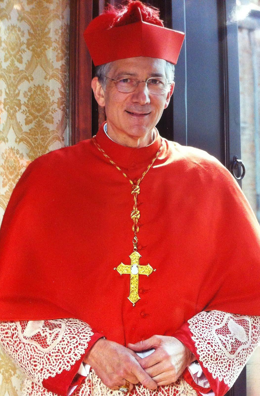 S.E.R. il Patriarca delle Venezie, l'Arcivescovo mons. Francesco Moraglia