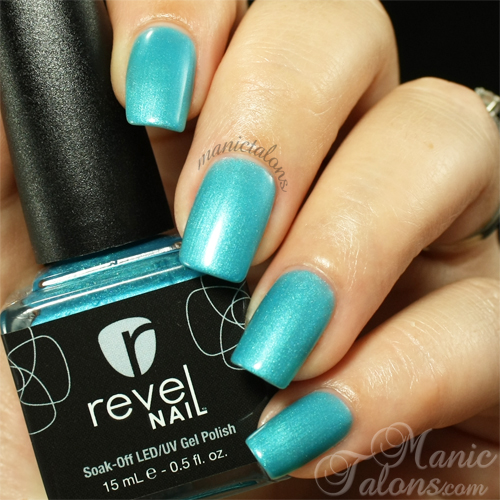 Revel Nail Gel Polish Kodie Swatch