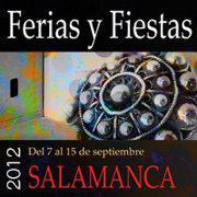 Ferias y Fiestas | Salamanca | Del 7 al 15 de septiembre de 2012