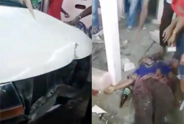 Yopougon: Adèle tuée dans son maquis par le véhicule de son client