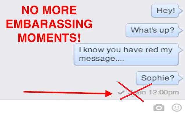 nascondere visualizzato chat facebook