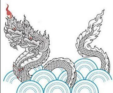 all new tattoos: Tattoo Naga Thailand - Thai Dragon Tattoo