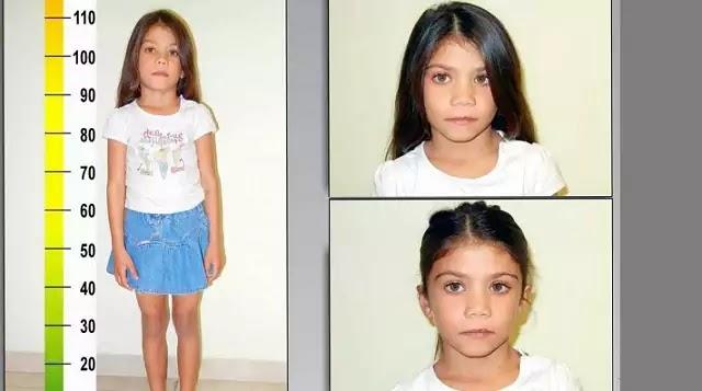 Ζητούνται πληροφορίες. Αυτό το κοριτσάκι βρέθηκε σε καταυλισμό Ρομά