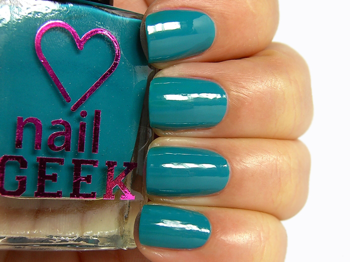 I Heart Makeup Nail Geek - Inbetween