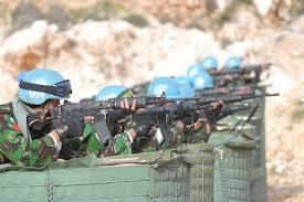 Prajurit TNI dan Tentara Prancis Latihan Bersama di Libanon
