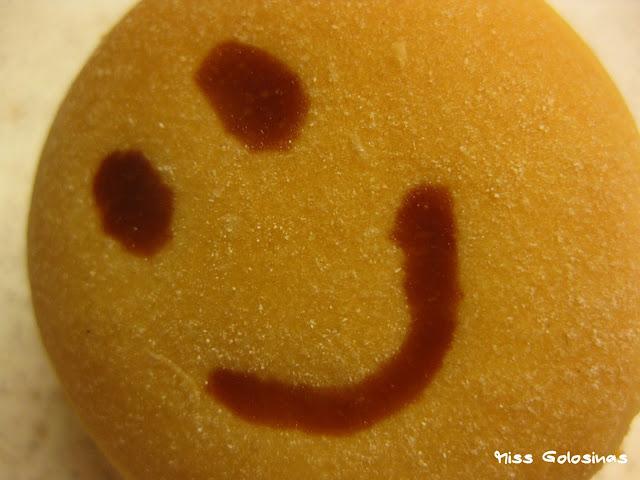 Smiley-Brötchen