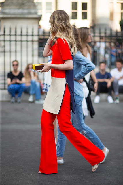 best streetstyle looks from Paris Couture Week