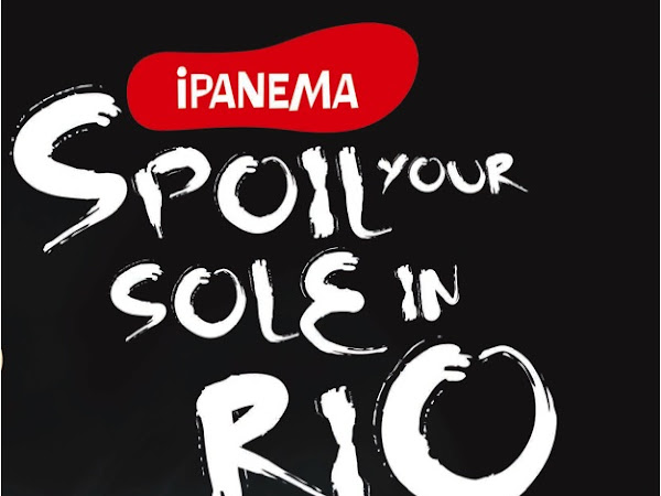 Ipanema gives you the chance to spoil your sole in Rio Carnival!