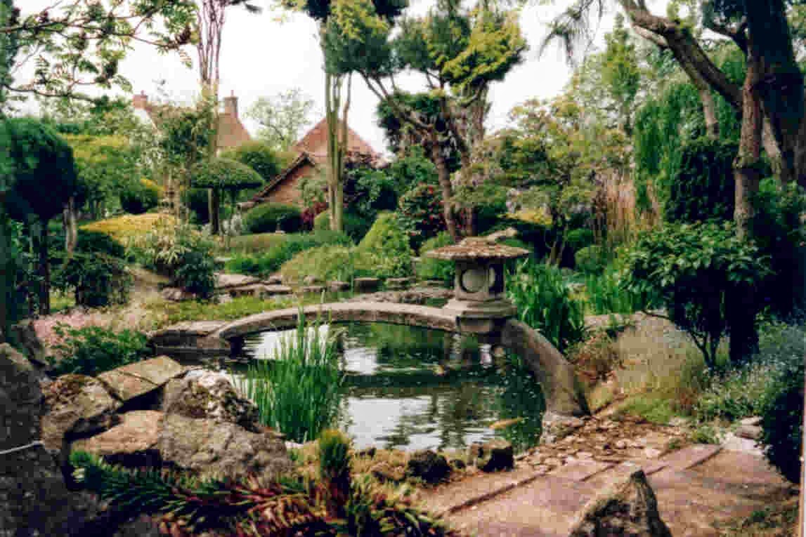 Jap n decoraci n de jard n casa beautifull dise o de for Diseno de jardines para casas