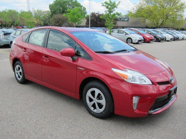 2013 Prius Two hatchback