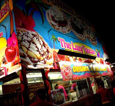 Disneyland Funnel Cake Locations