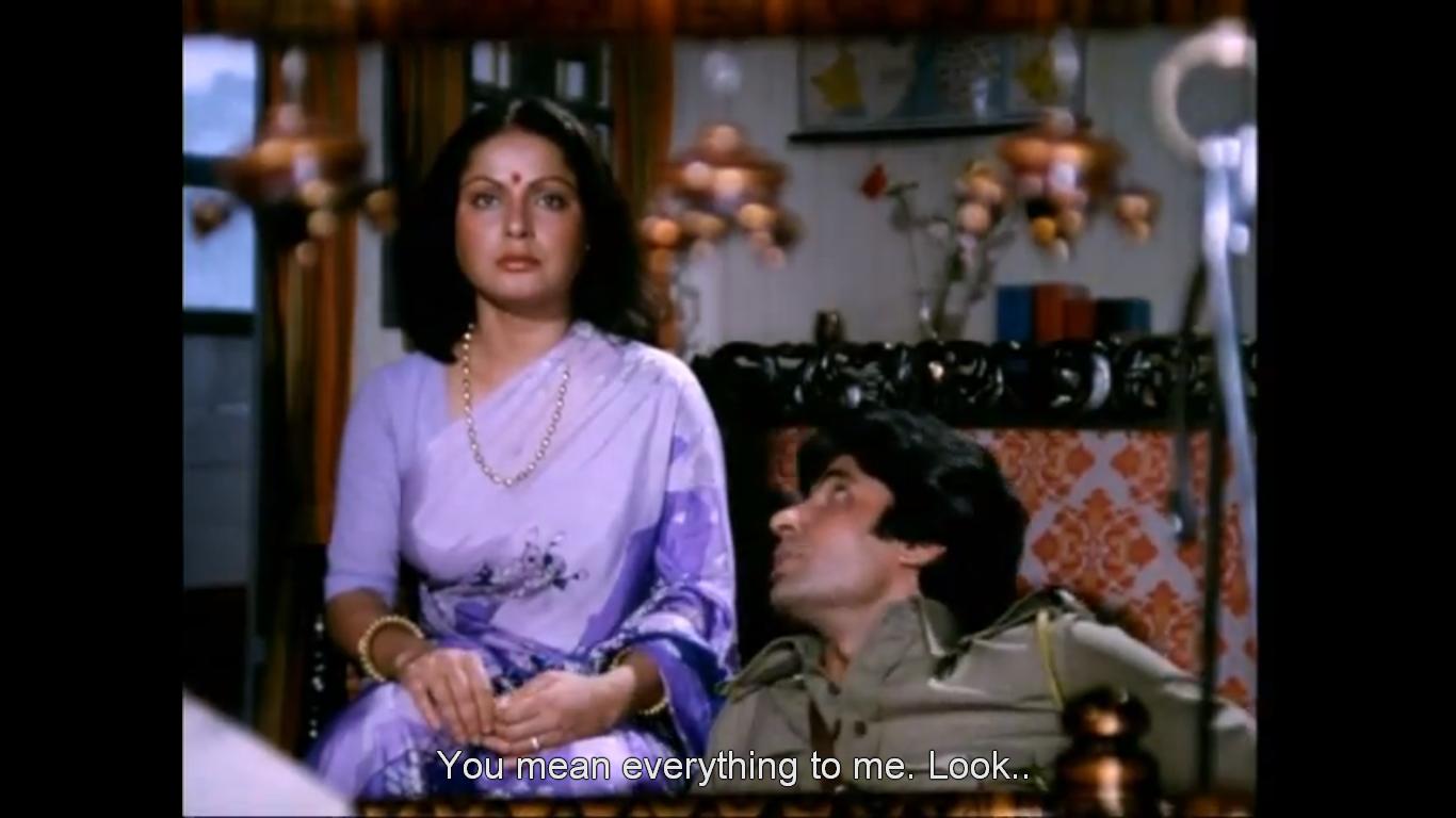 Filmi~Contrast: Rakhee-Lab I: Barsaat Ki Ek Raat
